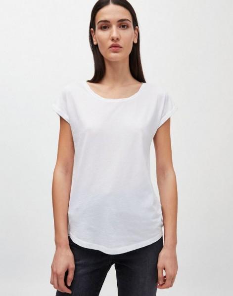 Armedangels Laale veganes Shirt Weiß