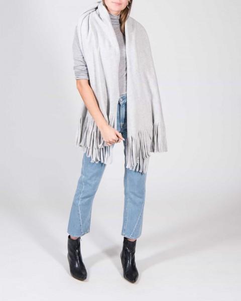 Veganer Schal aus Bio-Baumwolle