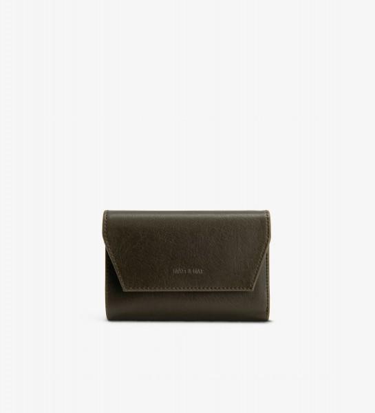 vegane Brieftasche aus Kunstleder