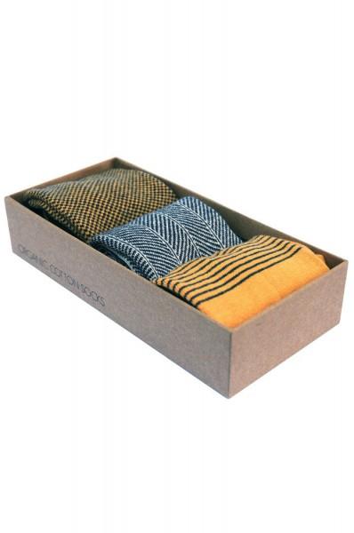 Vegane Socken Geschenkbox