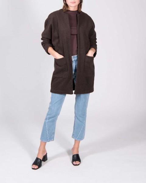 Fair Fashion Fleece Jacke