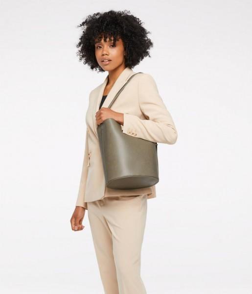 MATT & NAT Azur Fair Fashion Tasche Sage