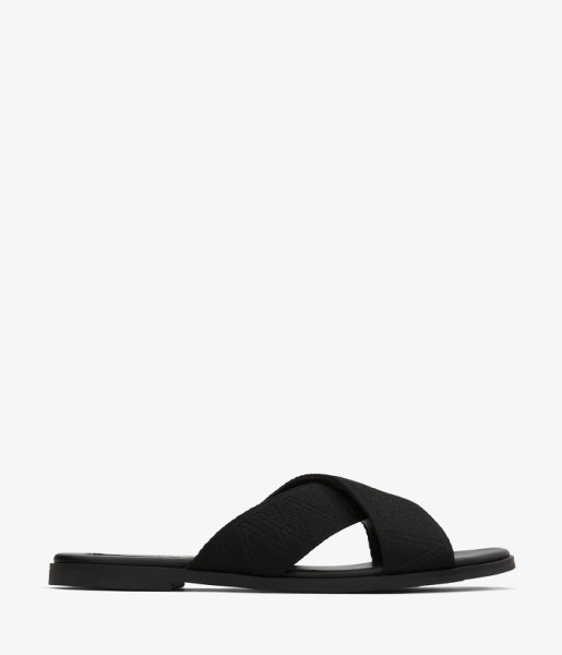 faire Slip On Sandalen