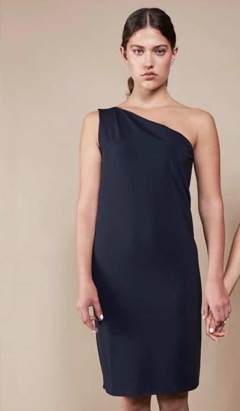 Jan 'N June Tulum faires One Shoulder Kleid