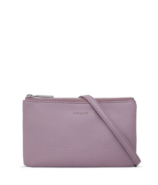 MATT & NAT Triplet faire Crossbody Amethyst