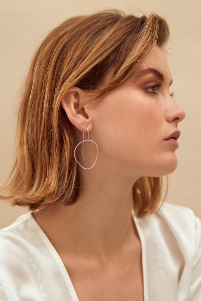 Handgefertigte Vegane Ohrringe