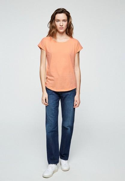 veganes Shirt aus Bio Baumwolle