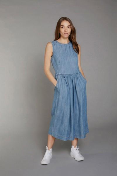 Komodo faires Kleid Primrose Indigo Wash