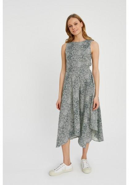 nachhaltiges Kleid aus Lyocell