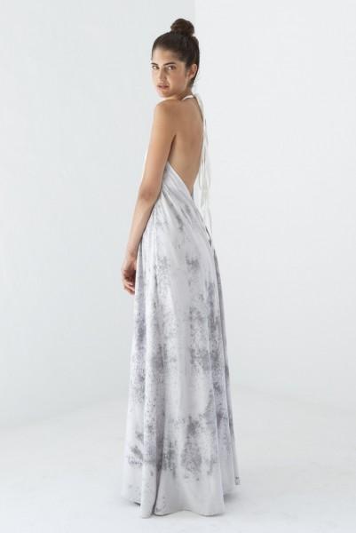 Suite 13 Multiposition Long Dress Tye Dye
