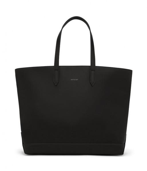 MATT & NAT Schlepp fairer Shopper Black