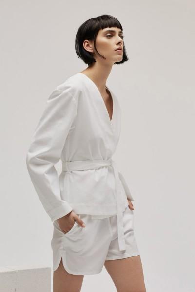 PHILOMENA ZANETTI Shorts White