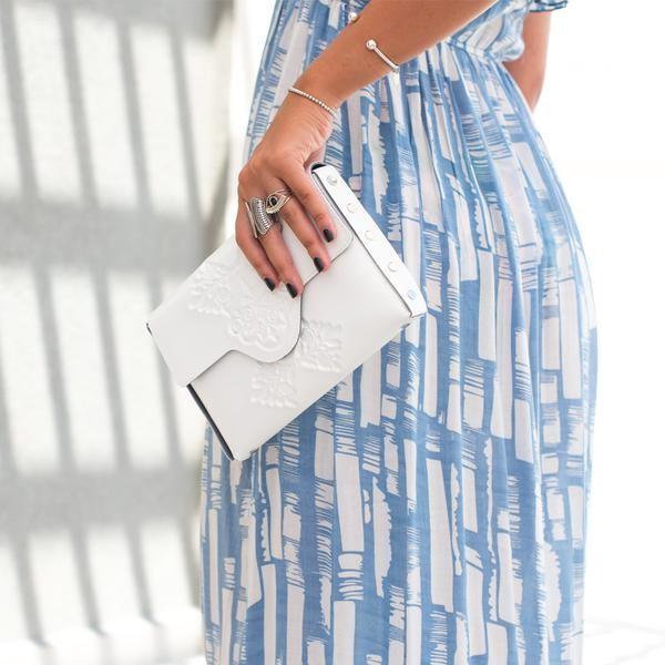 vegane Designer Tasche