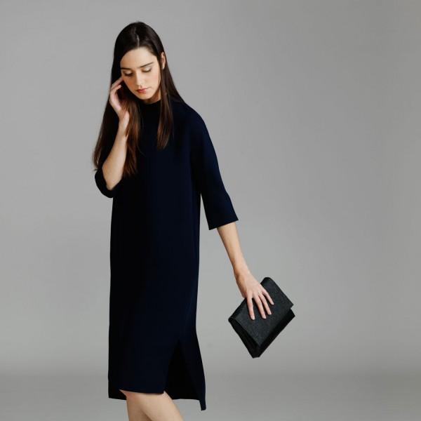 Vegane Designer Tasche Pinatex von Ina Koelln