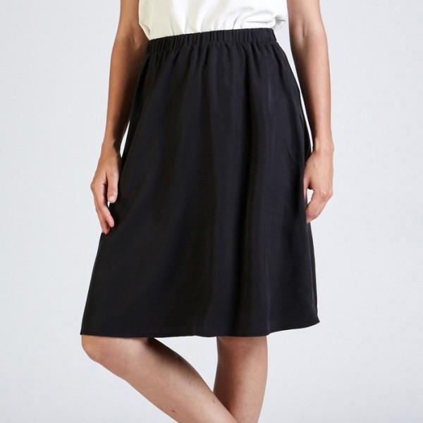 Stoffbruch Fair Fashion Rock Lily Black