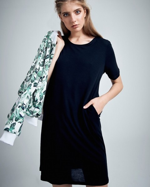 Faires T-Shirt Kleid