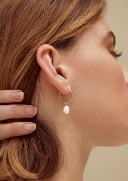 Ohrringe aus Fairtrade Gold