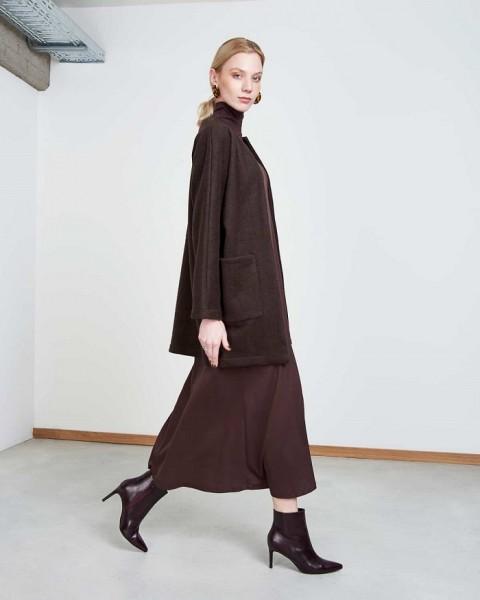 nachhaltiges Fair Fashion Midikleid