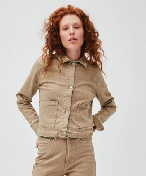 Nachhaltige Jeansjacke